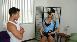 police Big Tits Pictures