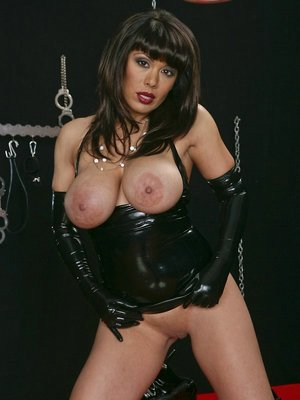 Latex Big Tits Pictures