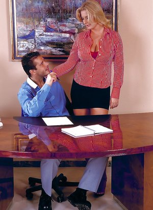 Office Big Tits Pictures