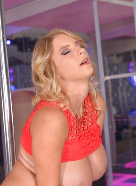 Big Tits Striptease Pictures