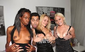 Big Tits Party Pictures