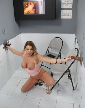 Big Tits Glory Hole Pictures