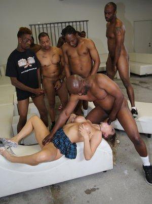Bukkake Big Tits Pictures