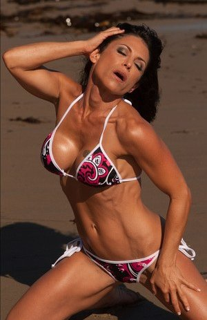 Bodybuilder Tits Pictures